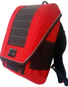 red bag front